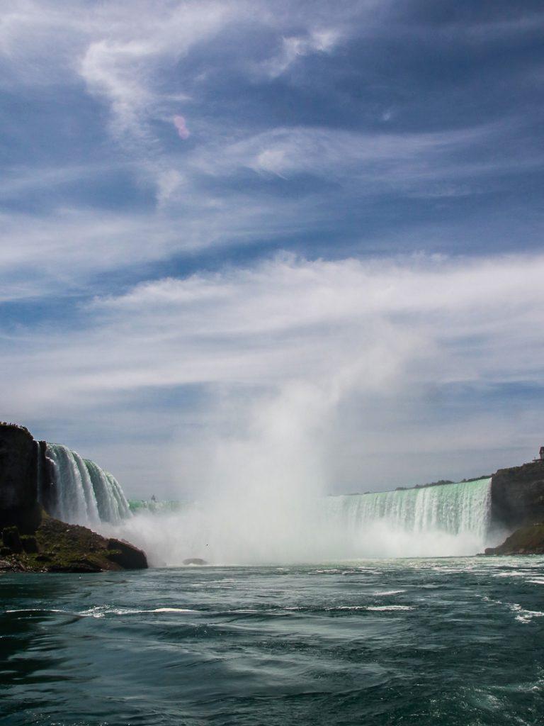 Niagara Fälle - Kanada mit Kindern