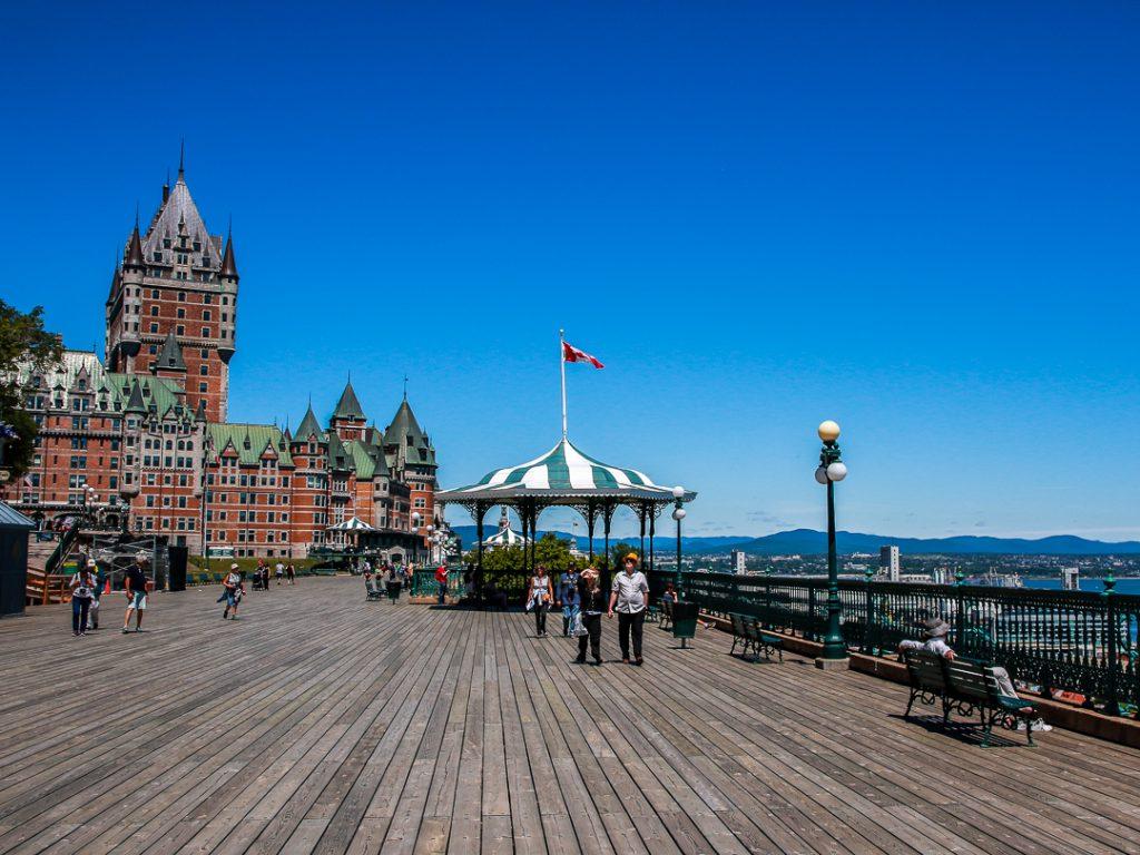 Kanada mit Kindern - zwischen Städten und Natur