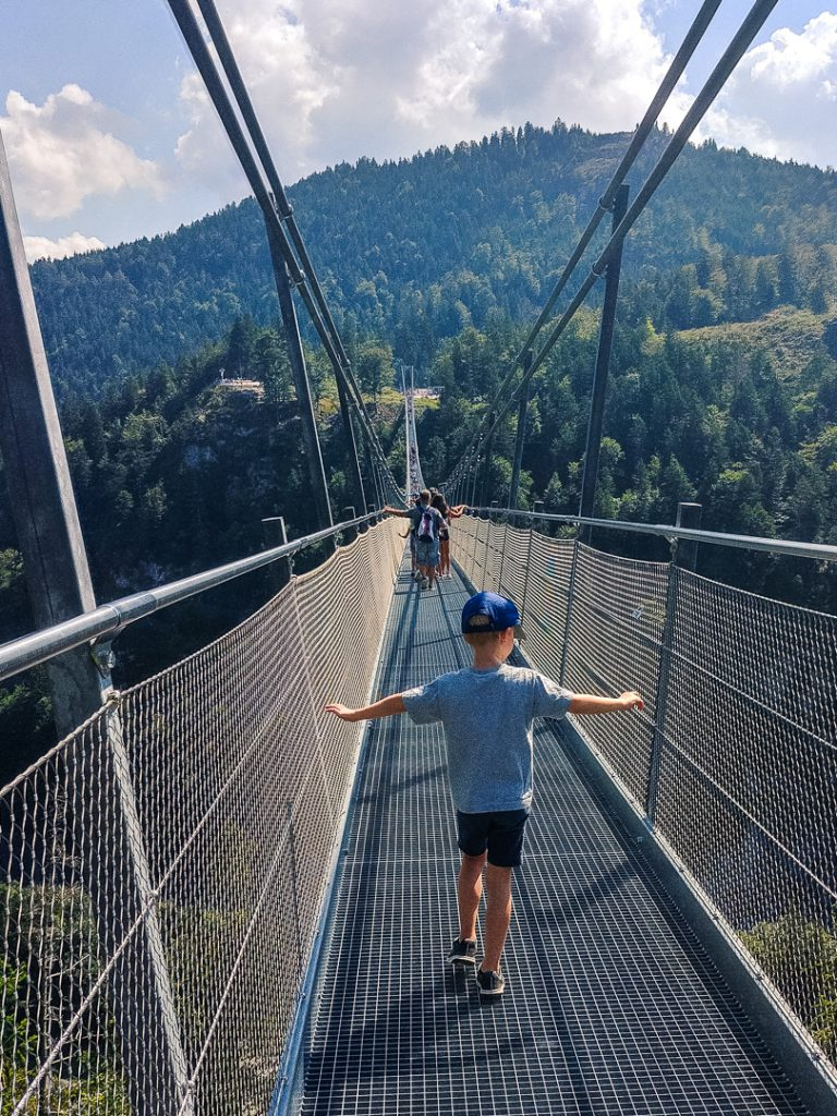 Highline179 - Tolles Ausflugsziel mit Kindern