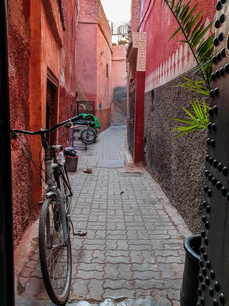 Marrakesch mit Kindern - durch die Medina