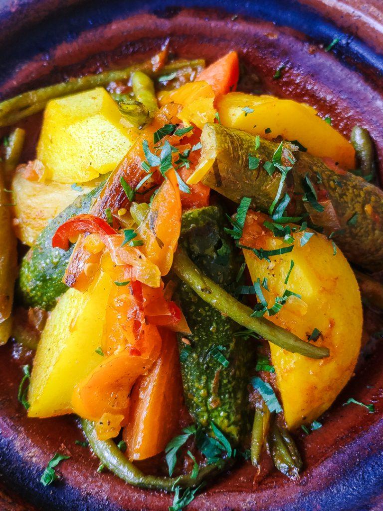 Leckeres Essen - Marrakesch mit Kindern