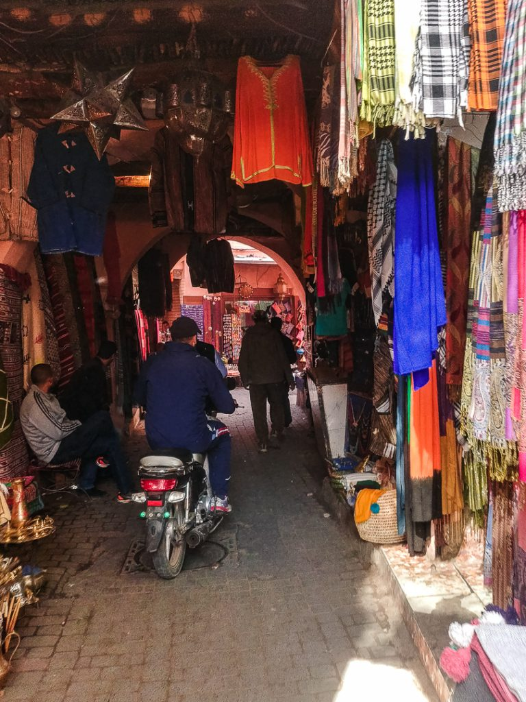 Innenstadt Marrakesh