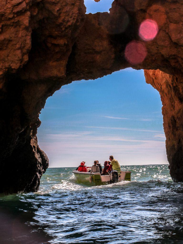 Algarve mit Kind tolle Ausflugsziele