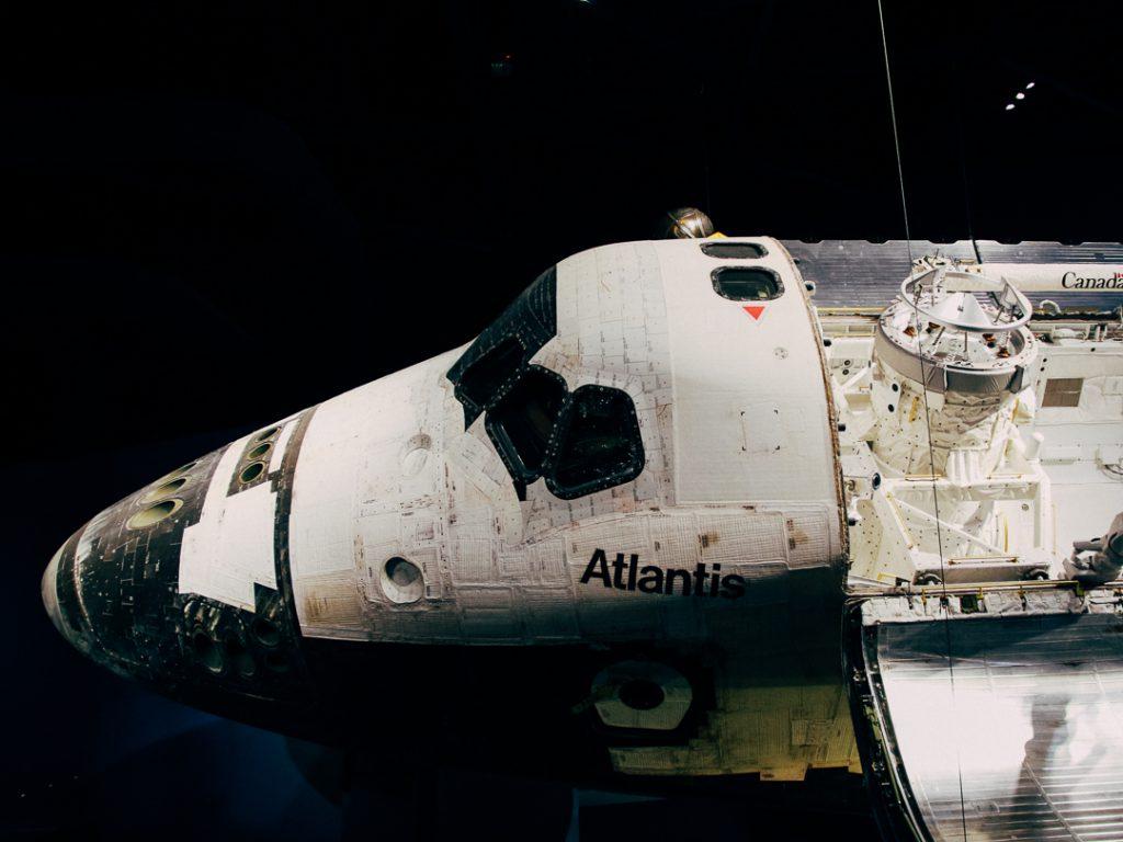 Space Shuttle - Florida Rundreise mit Kindern