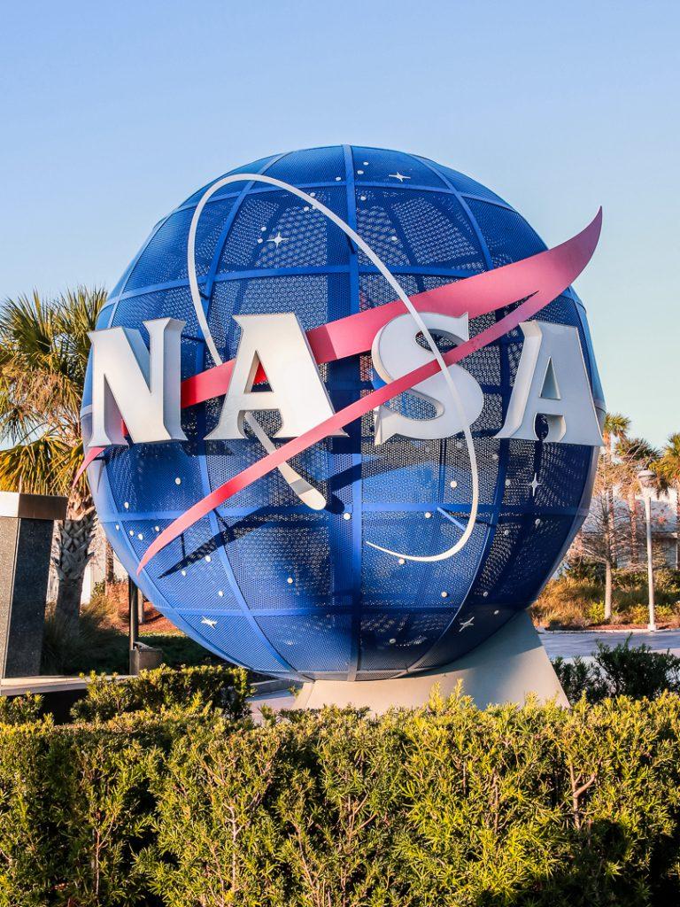 Nasa Logo - Florida Rundreise mit Kindern