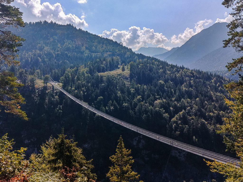 Highline179 - Die längste Tibet-Hängebrücke
