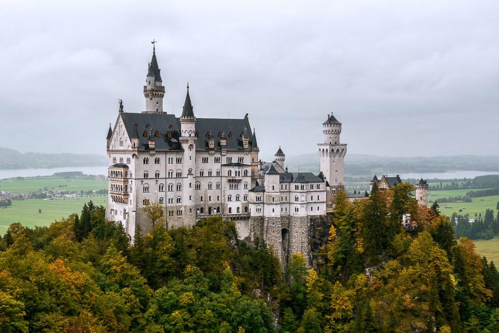 Schloss Neuschwanstein - Beliebtes Ausflugsziel im Allgäu mit Kindern.