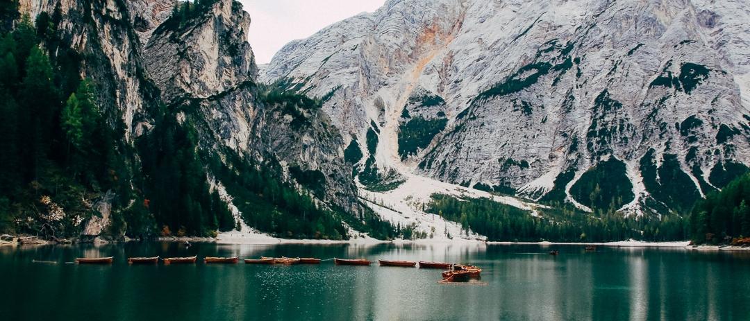 Familienurlaub Südtirol - Pragser Wildsee