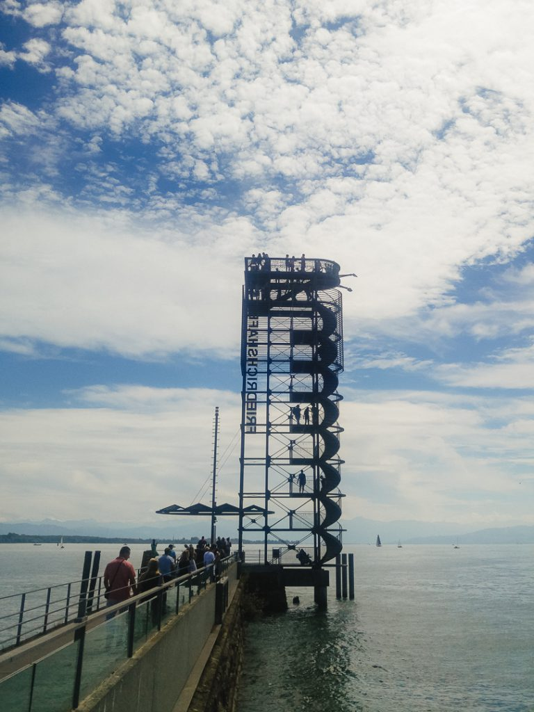 Aussichtsplattform Friedrichshafen