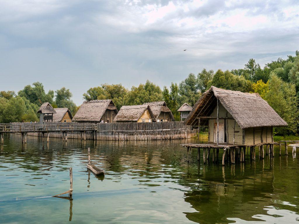 UNESCO Welterbe - Pfahlbauten am Bodensee