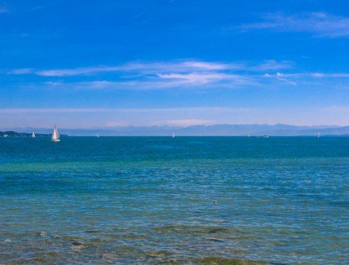 Das schwäbische Meer - der Bodensee