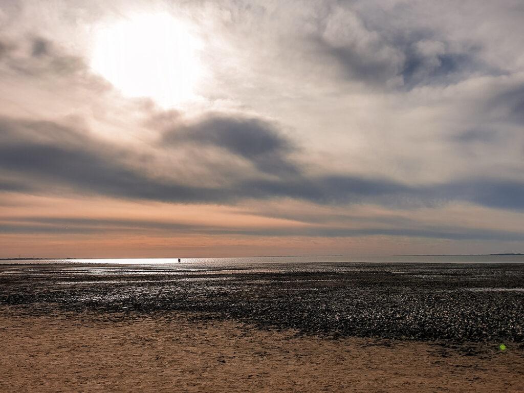 Kinderfreundliche Strände an der Nordsee