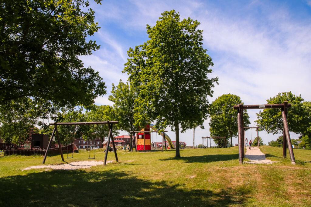 Abenteuerspielplatz in Greetsiel